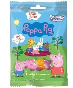 Peppa Pig Fruity Gummies