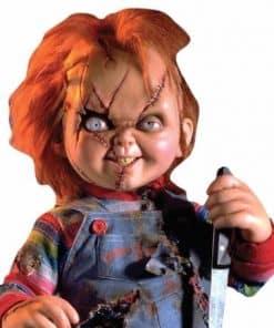 Halloween Scarred Chucky