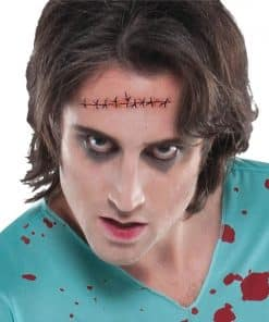 Sinister Surgery Wound Tattoos
