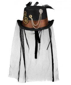 Steampunk Gear Tiara