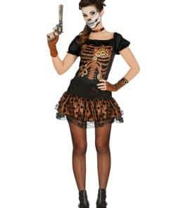 Steampunk Skeleton Adult Costume