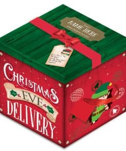 Deluxe Christmas Eve Personalised Delivery Gift Box