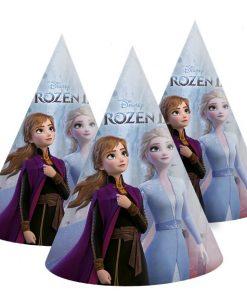 Disney Frozen 2 Paper Party Hats