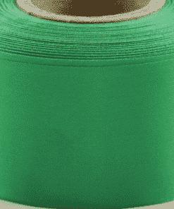 50m x Emerald Green Polyester Satin Ribbon
