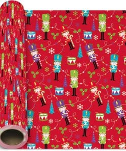Festive Fun Gift Wrapping Paper
