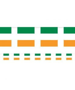Irish Flag Bunting