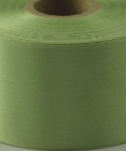 Light Green Polyester Satin Ribbon