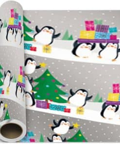 Novelty Christmas Gift Wrapping Paper