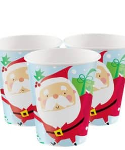 Oh What Fun Paper Party Cups