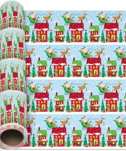 Oh What Fun Wrapping Paper Roll