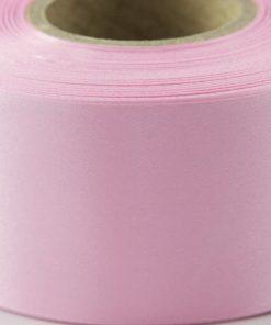 Pink Polyester Satin Ribbon