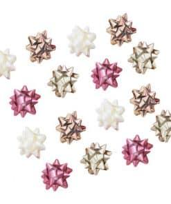 Rose Gold Mix Mini Present Bows