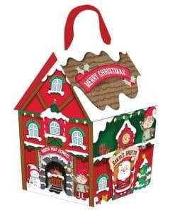 Santa's Grotto Treat Gift Box