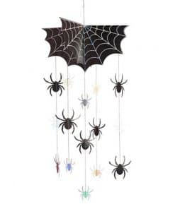 Spider Themed Party Decoration