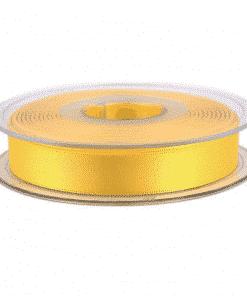 3m 15mm Wide Yellow Satin Ribbon Gift Wrapping Cake Ribbon