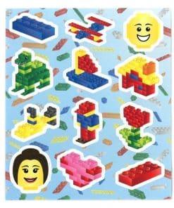 Block Brickz Sticker Sheet
