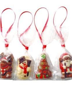 Christmas Chocolate Tree Decoration