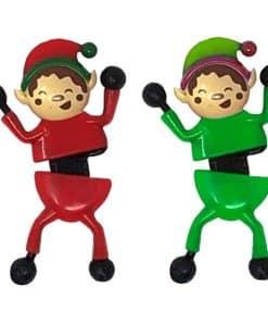 Christmas Elf Window Tumbler