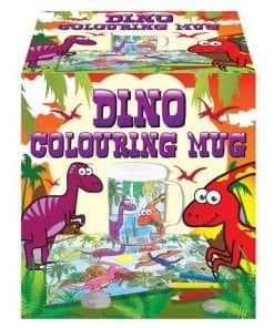 Dinosaur Colouring Mug
