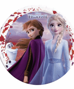 Disney Frozen 2 Party Themed Party Plates