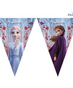 Disney Frozen 2 Party Plastic Bunting