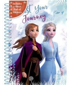Frozen 2 A5 Soft Notebook