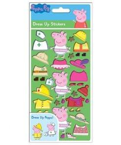Peppa Pig Dress Up Stickers