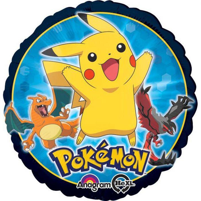 Pokemon Pikachu Balloon