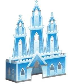 Snow Queen 3D Castle Centrepiece