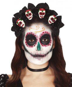 Sugar Skull Headpiece