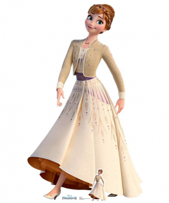 Disney Frozen 2 Anna Cardboard Cutout