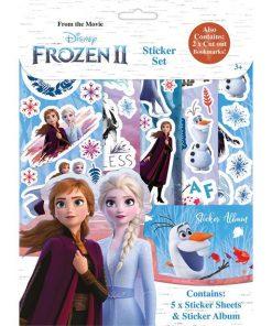 Frozen 2 Sticker Set