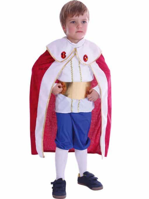 King Child Costume