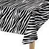 Zebra Print Tablecover