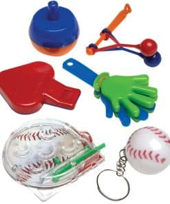 Sports Themed Favour Party Bag Toys Pack